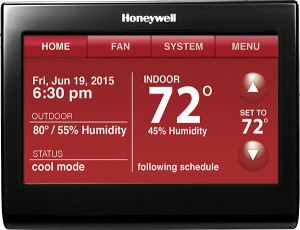 Honeywell Voice Home Controlling System