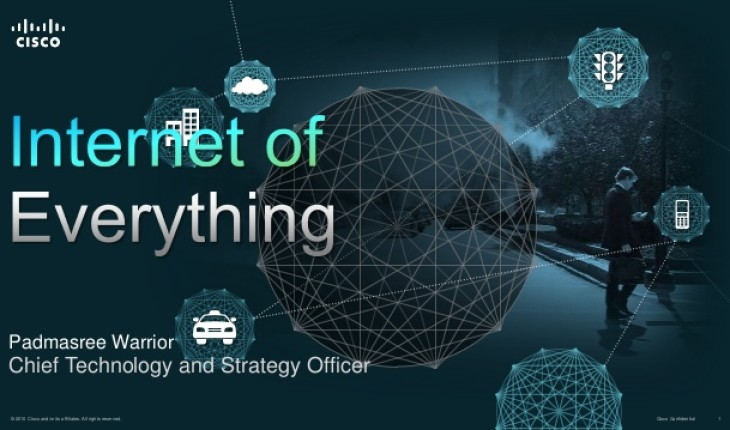 IoE - Internet of Everything from Cisco