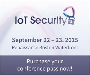 IoT security event