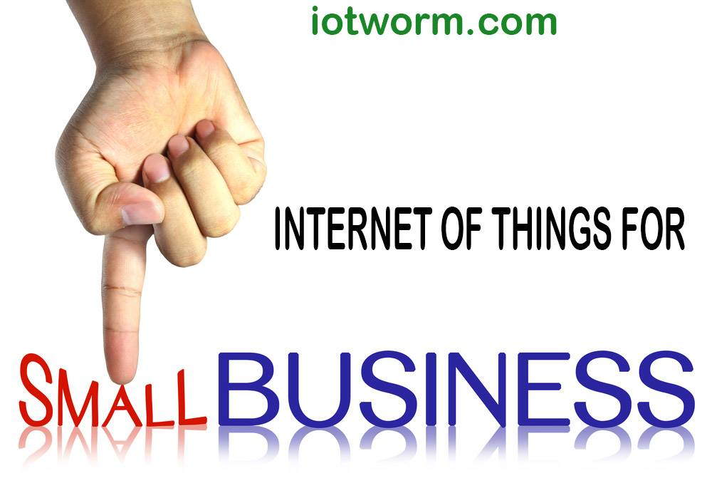 Small Business Internet of Things Technology