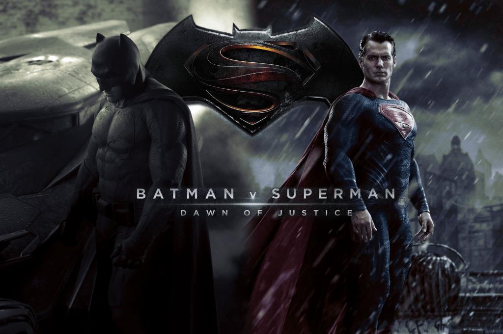 Batman vs Superman - Dawn of Justice | 2016