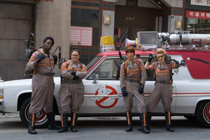 Ghostbusters - Science Fiction Movie | 2016