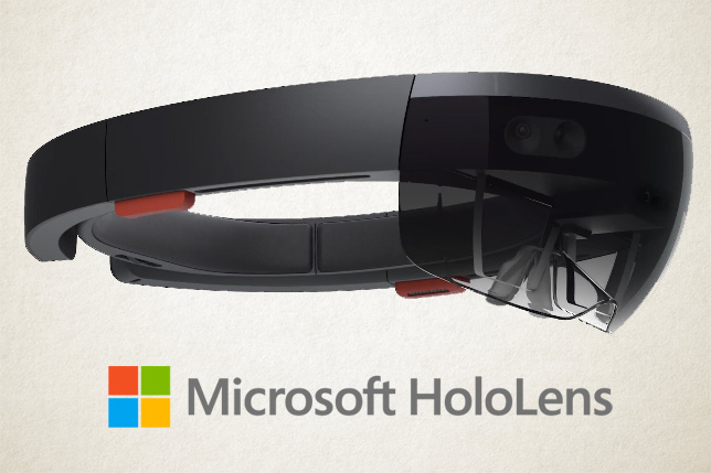 Microsoft Hololens - Features : Price : Review : Specs : Design