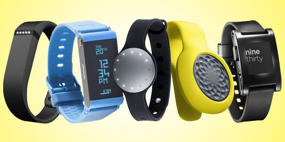Best fitness trackers to buy in 2016