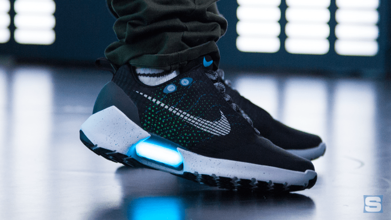 Nike HyperAdapt 1.0 Shoe Specifications