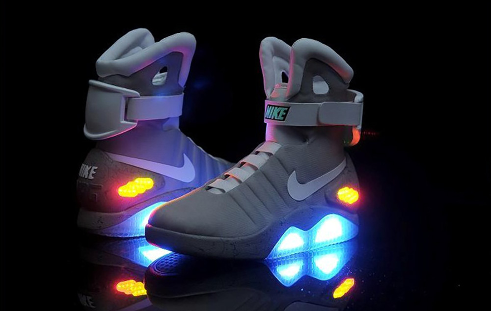 Nike Fashion technology shoes