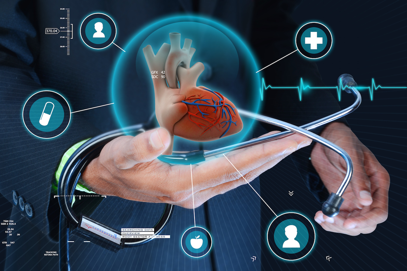 Connected Healthcare: Internet of Things (IoT) Examples in ...