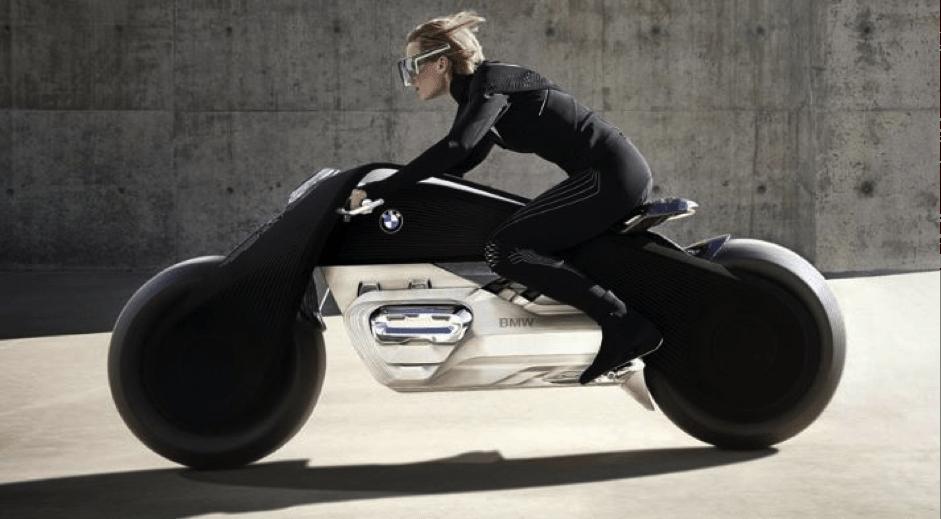 BMW selfbalancing mototcycle
