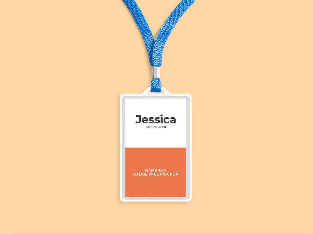 Custom id badges